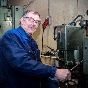 Jørn Petersen, indehaver og direktør hos JP Maskinfabrik A/S i Varde