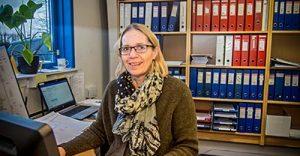 Ulla Bruun Kruse - Kontor hos JP Maskinfabrik